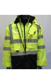 HI-VIZ 5 IN 1 TWO TONE JACKET (SCORPION)